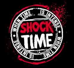 Logo Shock Time