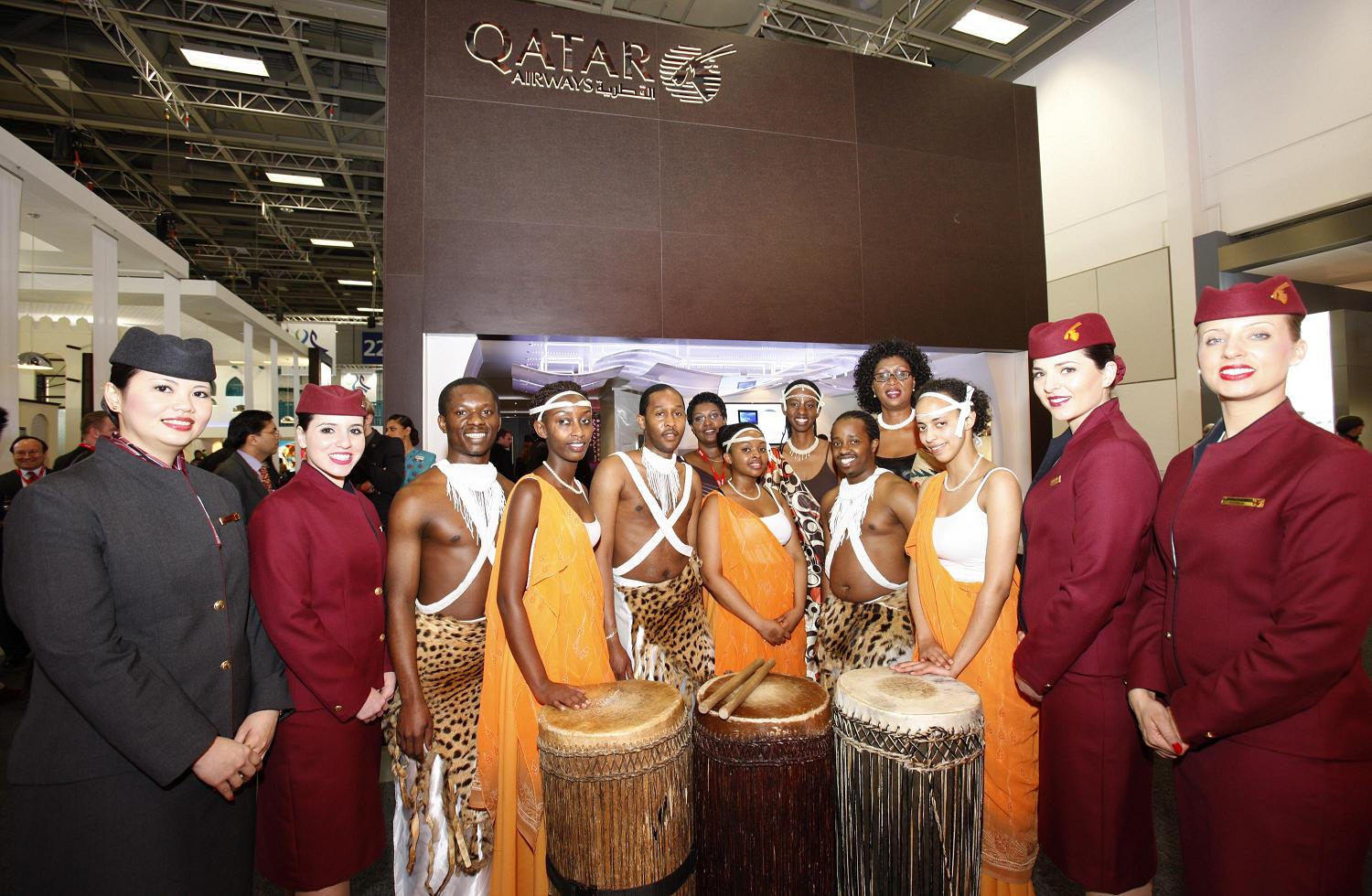 QATAR AIRWAYS - A. Magai