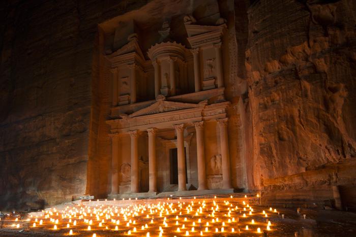 La fascinación de Petra