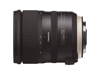 Nuevo Zoom Tamron SP 24-70mm F/2.8 Di VC USD G2