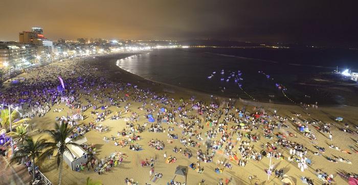 Las Palmas de Gran Canaria  celebra sus Fiestas Fundacionales