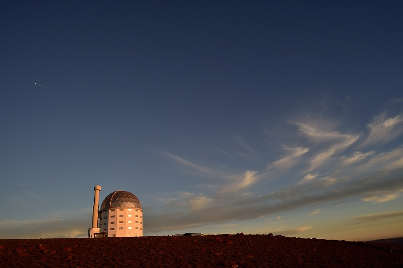 Astronomía en Northern Cape, Sudáfrica