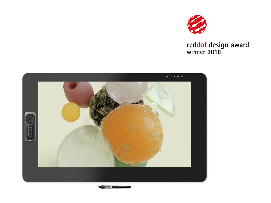Wacom ha gana seis premios Red Dot 2018
