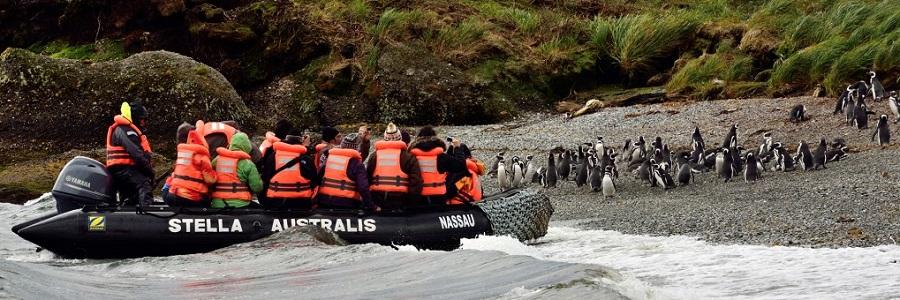 Australis presenta en FITUR nuevo barco y nueva ruta