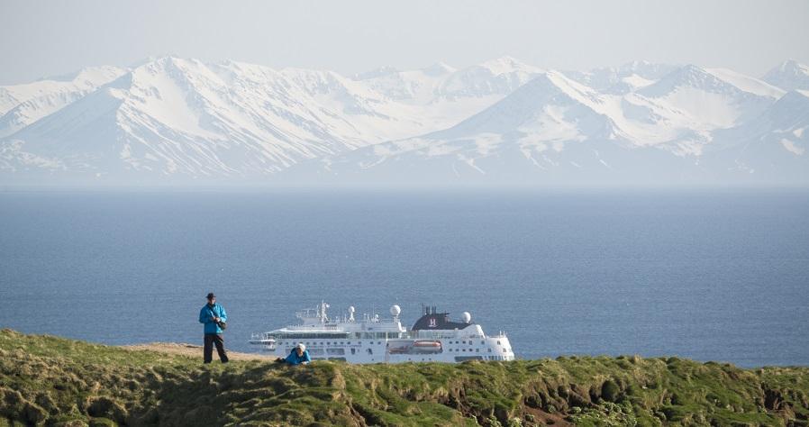 Descubrir la tierra de los elfos de la mano de Hurtigruten