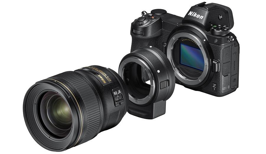 Nuevo sistema Z de Nikon, cámaras sin espejo FF: la Z 7 y la Z 6 ...