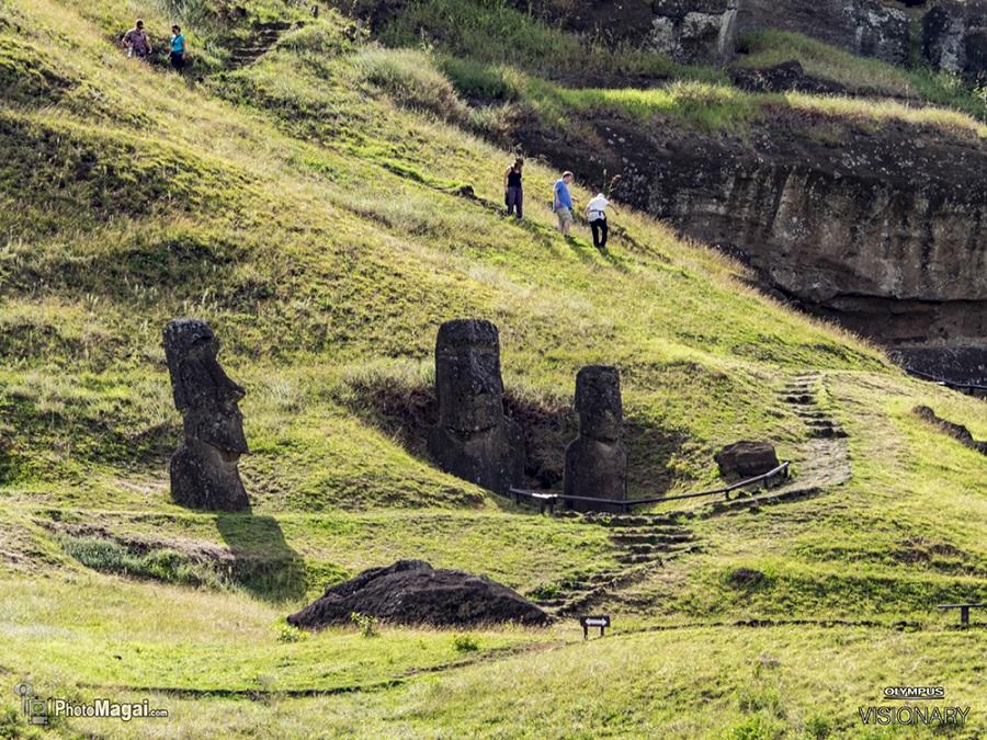 El enigma de la Isla de Pascua