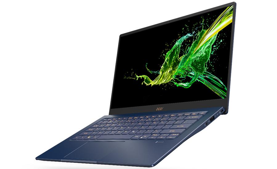 Swift 5 De Acer El Portatil De 14 Pulgadas Mas Ligero Del Mundo
