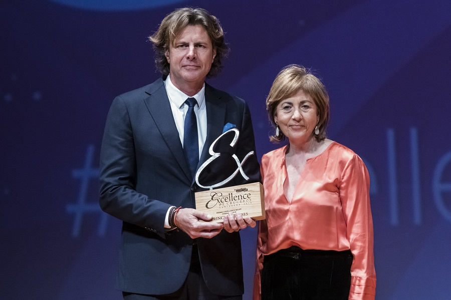 Princess Cruises Premio Excellence de Cruceros